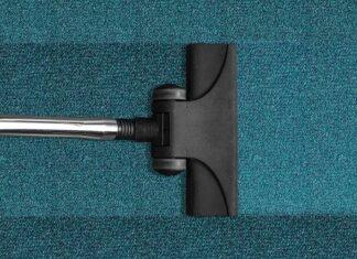 pierze dywan