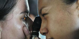 Podwyższone ciśnienie w oku